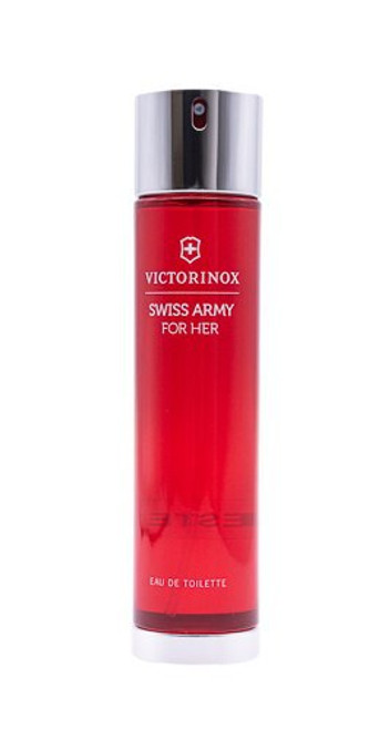 Swiss Army for Her by Victorinox 3.4 oz EDT for women Tester