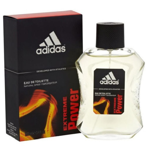 Adidas Extreme Power by Adidas 3.4 oz EDT for men
