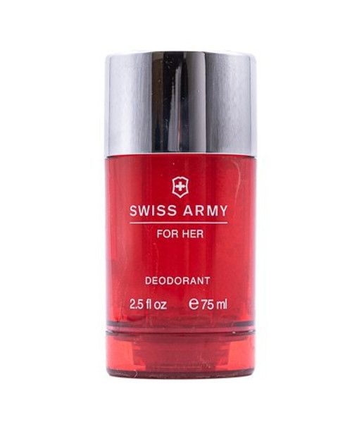 Swiss Army by Victorinox 2.5 oz Deodorant Stick for women