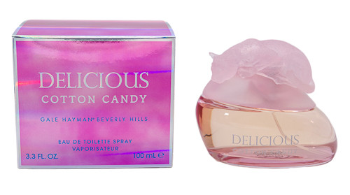 Delicious Cotton Candy by Gale Hayman 3.3 oz EDT for women