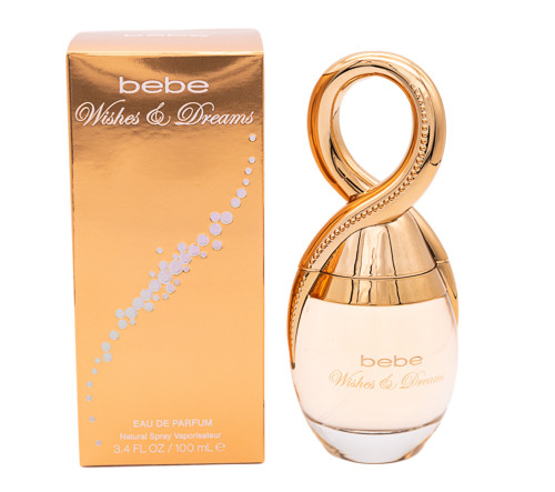 Bebe Wishes & Dreams by Bebe 3.4 oz EDP for women