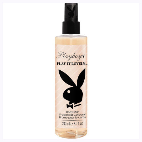 Playboy Play It Lovely by Playboy 8.0 oz Body Mist for women