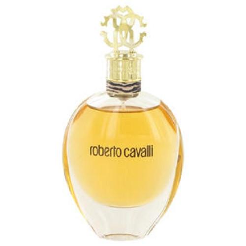 Roberto Cavalli by Roberto Cavalli 2.5 oz EDP for women Tester
