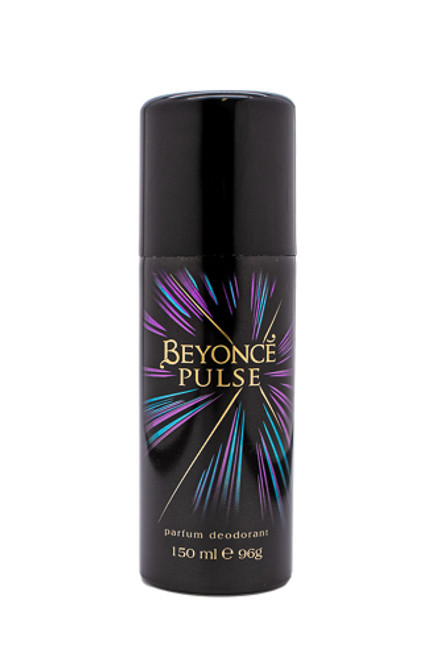 Beyonce Pulse by Beyonce 5 oz Deodorant Spray for Women