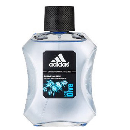 Adidas Ice Dive by Adidas 3.4 oz EDT for men Unboxed New