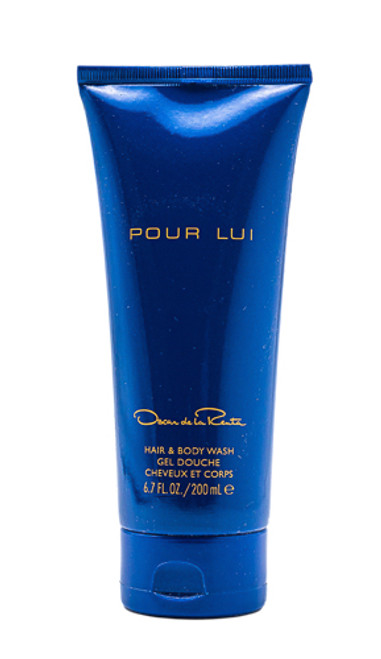 Oscar Pour Lui by Oscar de la Renta 8.4 oz Hair & Body Wash for men