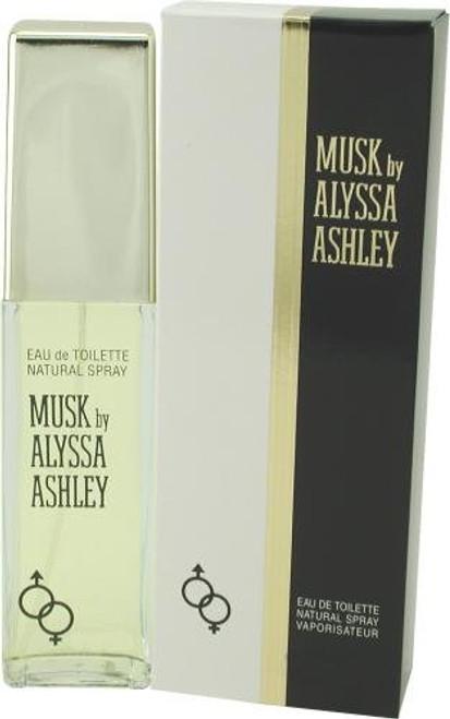 Alyssa Ashley Musk by Alyssa Ashley 1.7 oz EDT for Women