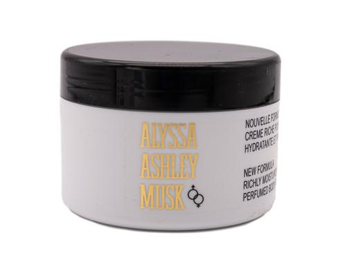 Alyssa Ashley Musk by Alyssa Ashley 8.5 oz Body Cream for Women