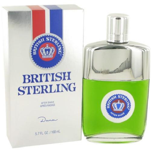 British Sterling by Dana 5.7 oz After Shave for Men