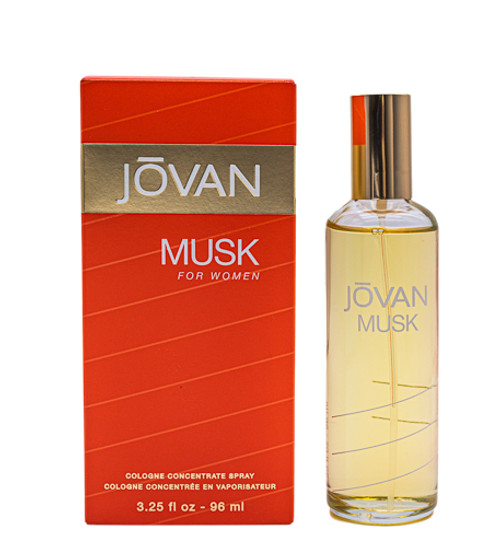 Jovan Musk for Women by Jovan 3.25 oz Cologne Spray for women