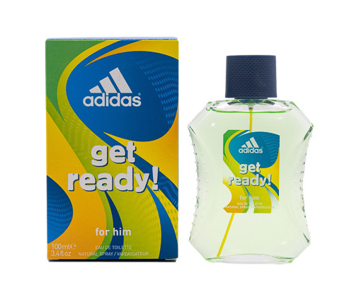 Adidas Get Ready by Adidas 3.4 oz EDT for Men
