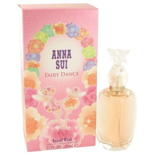 Fairy Dance Secret Wish by Anna Sui 2.5 oz EDT for Women