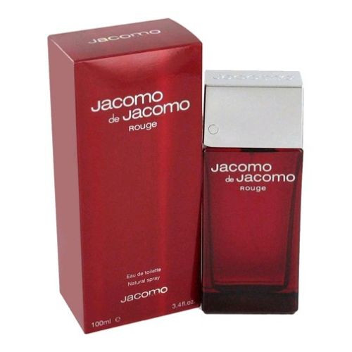 Jacomo De Jacomo Rouge by Jacomo 3.4 oz EDT for Men