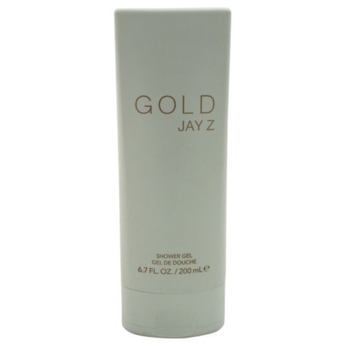 Jay-Z Gold by Jay Z 6.7 oz Shower Gel for Men