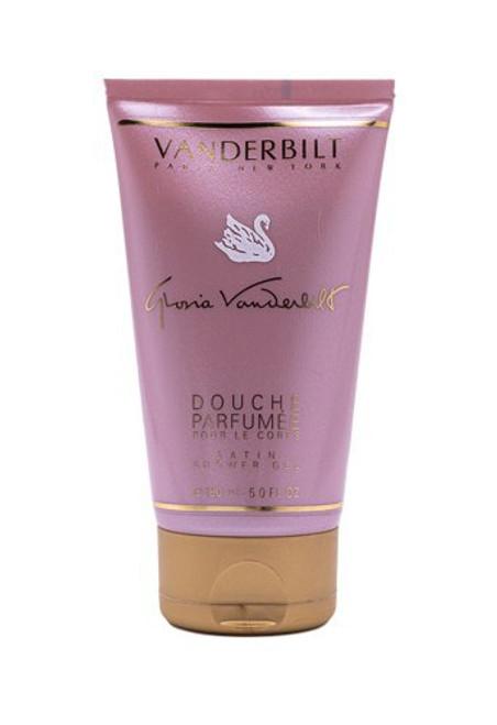 Vanderbilt by Gloria Vanderbilt 5 oz Satin Shower Gel for Women