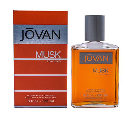 Jovan Musk by Jovan 8 oz Aftershave for Men