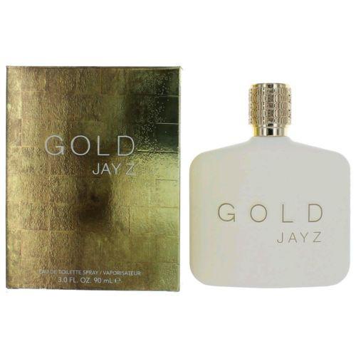 Jay Z Gold by Jay Z 3.0 oz EDT for Men