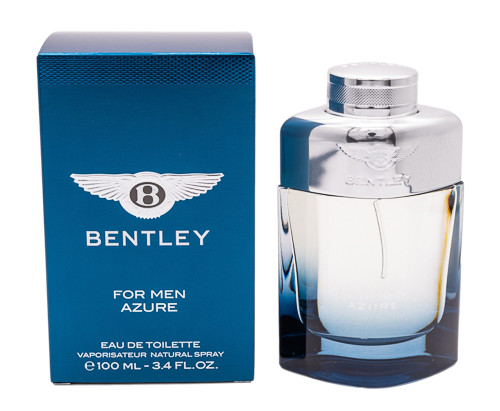 Bentley Azure by Bentley 3.4 oz EDT for Men