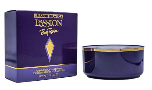 Passion by Elizabeth Taylor 2.6 oz Perfumed Dusting Powder for women
