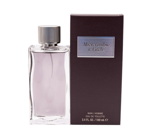 Abercrombie & Fitch First Instinct by Abercrombie & Fitch 3.4 oz EDT for Men