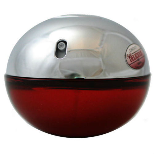 Dkny Red Delicious by Donna Karan 3.4 oz EDT for Men Tester