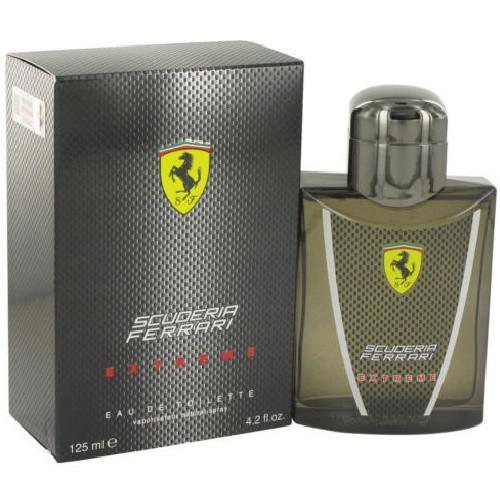 Ferrari Scuderia Black Extreme by Ferrari 4.2 oz EDT for Men