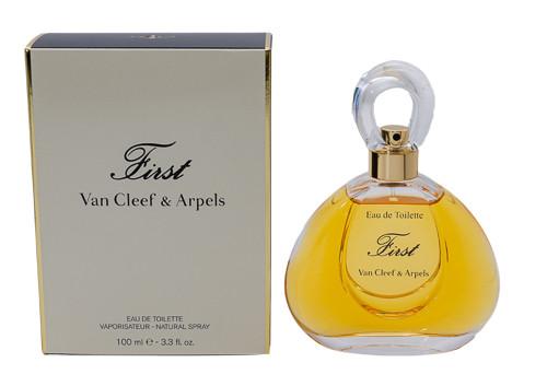 First by Van Cleef & Arpels 3.3 oz EDT for Women