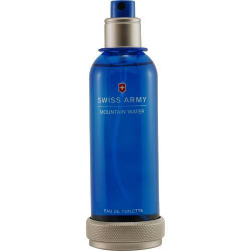 Swiss Army Mountain water by Victorinox 3.4 oz EDT for Men Tester
