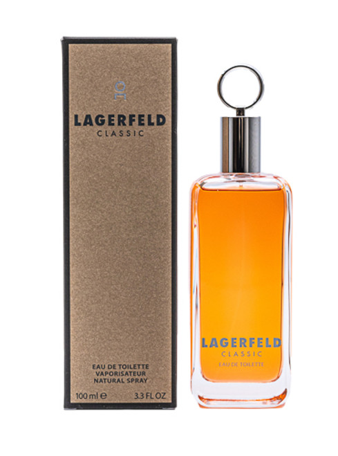 Lagerfeld by Karl Lagerfeld 3.3 oz EDT for men