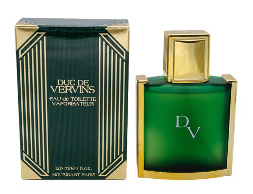 Duc de Vervins by Houbigant 4.0 oz EDT for men