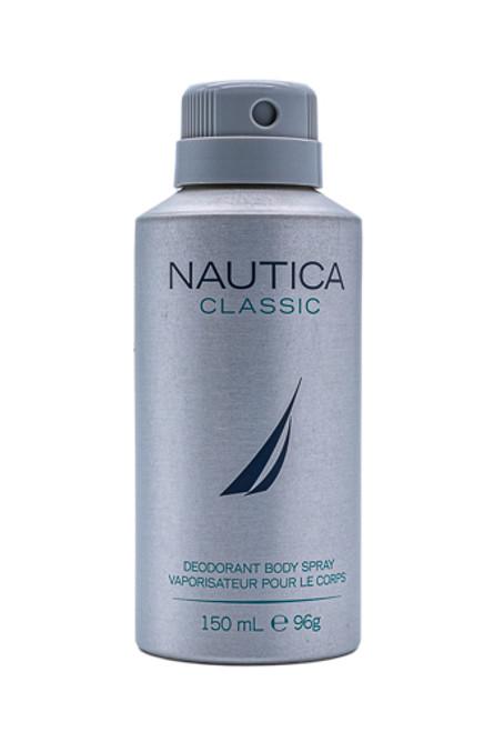 Nautica Classic by Nautica 5 oz Deodorant Body Spray for Men