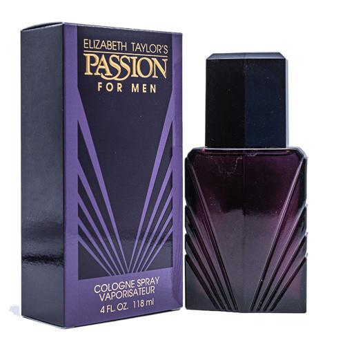 Passion by Elizabeth Taylor 4 oz Cologne Spray