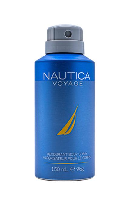 Nautica Voyage by Nautica 5 oz Deodorant Body Spray for Men
