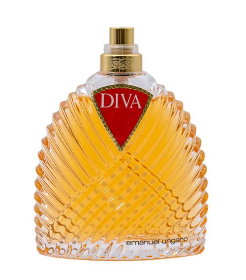 Diva by Emanuel Ungaro 3.4 oz EDP Women Tester