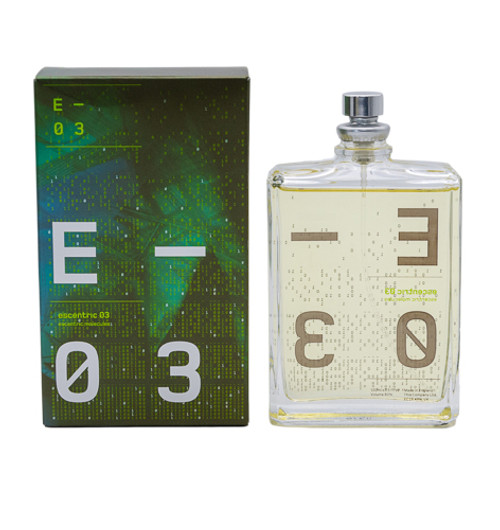 Escentric 03 by Escentric Molecules 3.5 oz EDT for Unisex