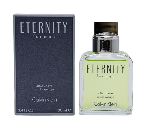Eternity by Calvin Klein 3.4 oz After Shave for Men