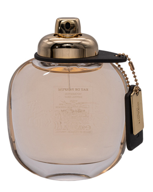 Coach by Coach 3 oz EDP for women Tester