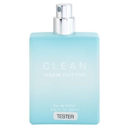 Clean Warm Cotton 2.14 oz EDP Perfume for Women Tester