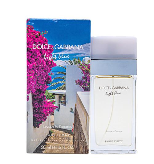 Light Blue Escape to Panarea by Dolce & Gabbana 1.6 oz EDT for Women