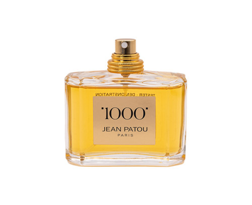 Jean Patou 1000 by Jean Patou 2.5 oz EDT for Women Tester