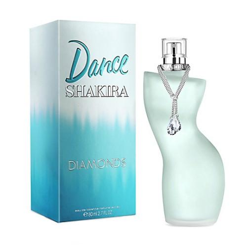 Dance Shakira Diamonds by Shakira 2.7 oz EDT for Women