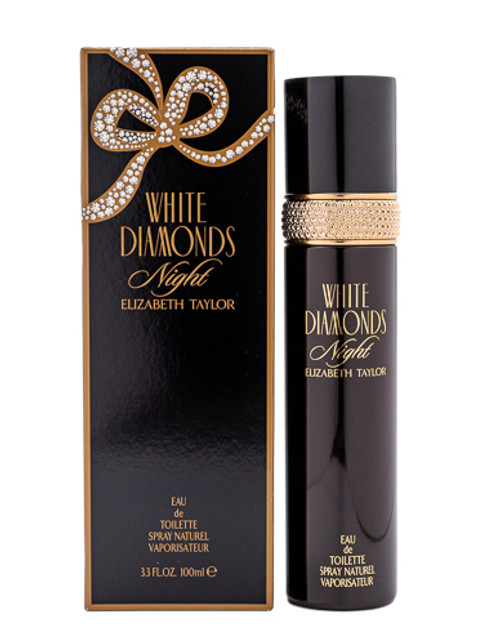 White Diamonds Night by Elizabeth Taylor 3.3 oz EDT for women