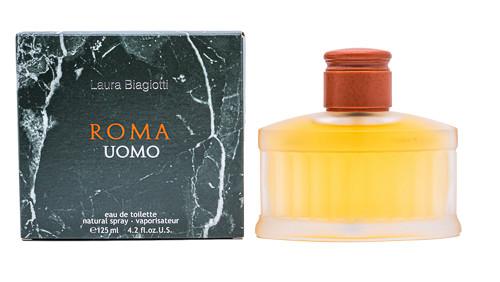 Roma Uomo by Laura Biagiotti 4.2 oz EDT for Men