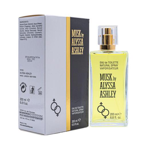 Musk by Alyssa Ashley 6.8 oz EDT for women