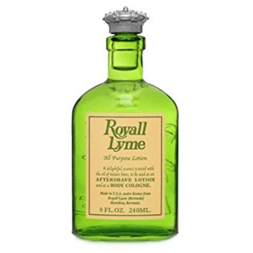 Royall Lyme by Royall Fragrances 8 oz All Purpose Lotion for men