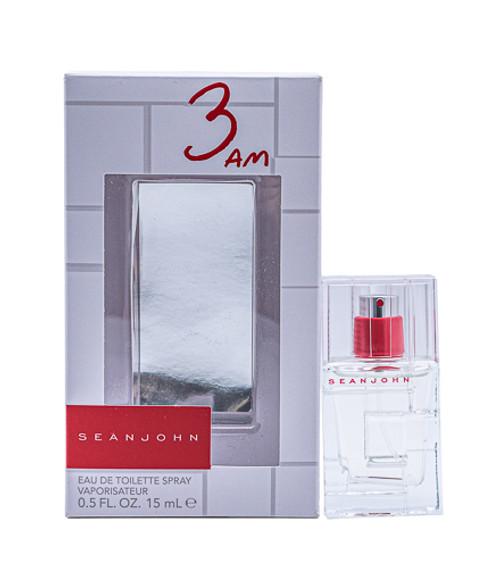 Mini 3 AM by Sean John 0.5 oz EDT for Men