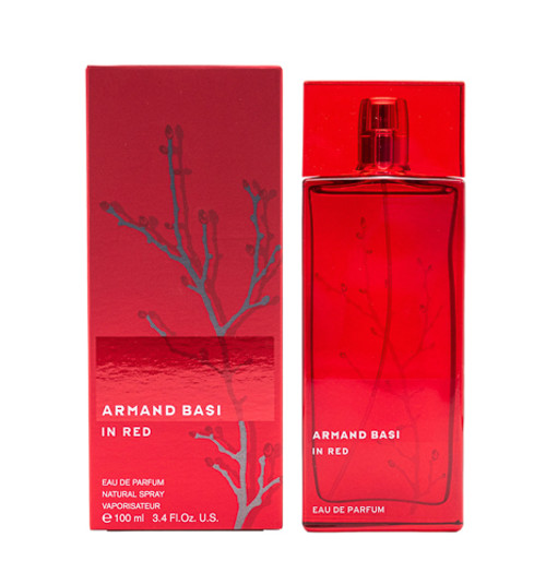 Armand Basi in Red 3.4 oz EDP for women