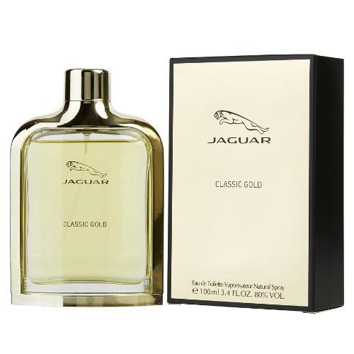 Jaguar Classic Gold by Jaguar 3.4 oz EDT for men