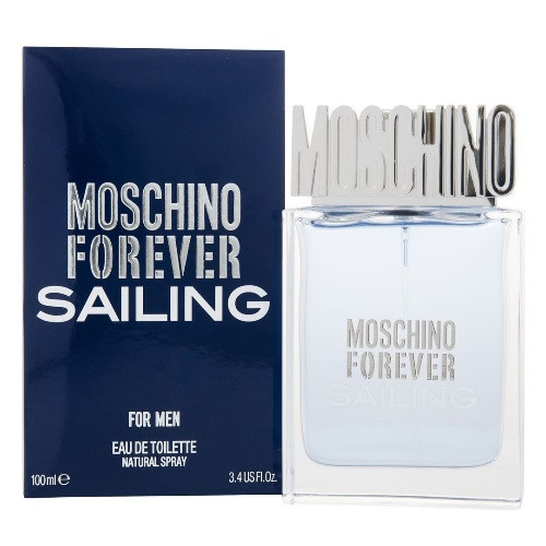Moschino Forever Sailing by Moschino 3.4 oz EDT for Men