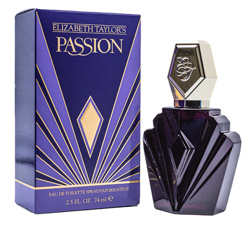 Passion by Elizabeth Taylor 2.5 oz EDT for Women
